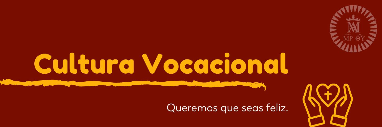 Cultura Vocacional Banner
