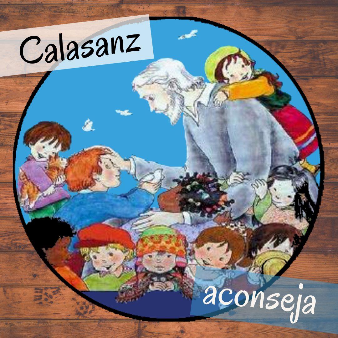 Medallón Calasanz II
