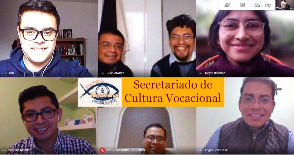 Secretariado Vocacional 2020